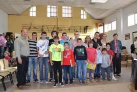 Grup alumnes de percussió