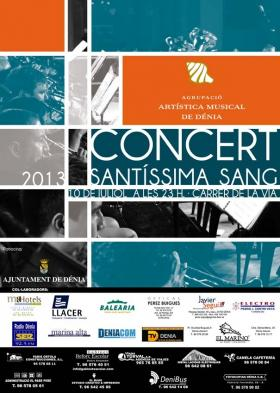 Concert Santíssima Sang 2013