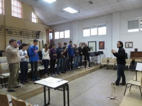 Carlos Benetó masterclass de trompeta
